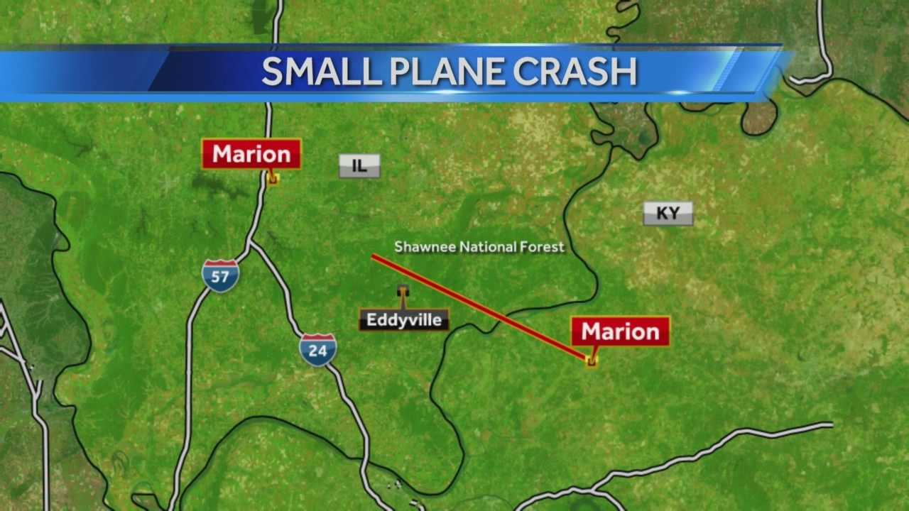 Officials said two killed when Kentucky plane crashes in Illinois