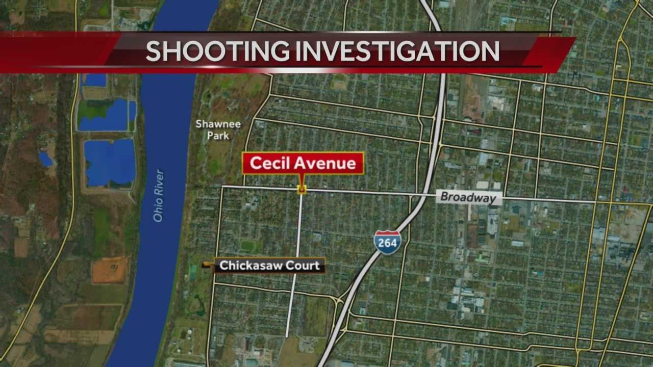 Police search for suspect after shooting, attempted robbery