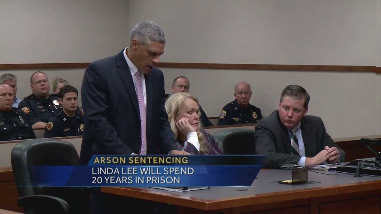 A serial arsonist will spend 20 years in prison after committing more than a dozen arsons.