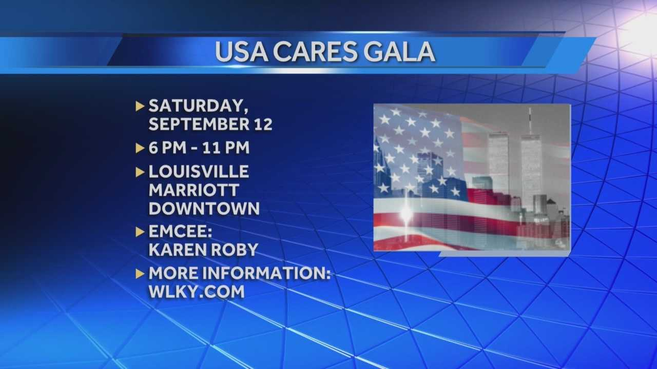 USA Cares to host annual event