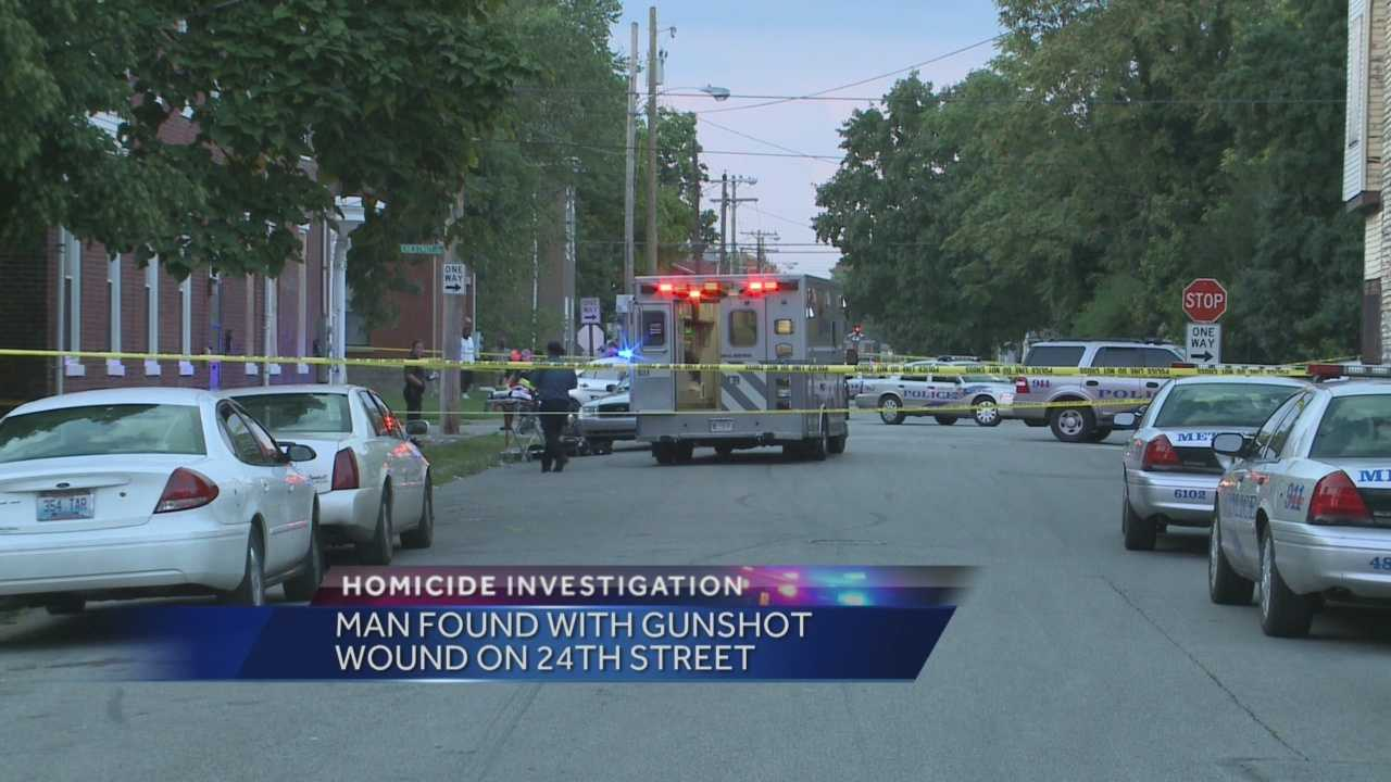 1 killed in shooting in Russell neighborhood