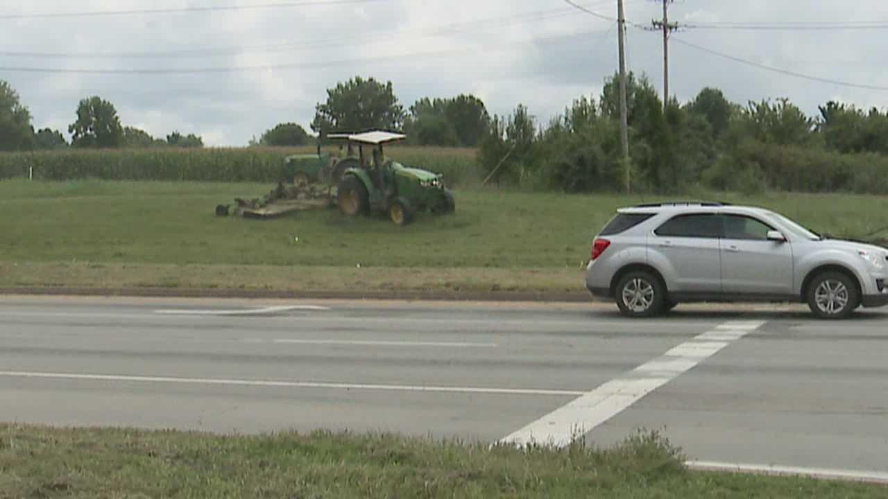 City Council members working on solution to tall grass issues near highways, roads