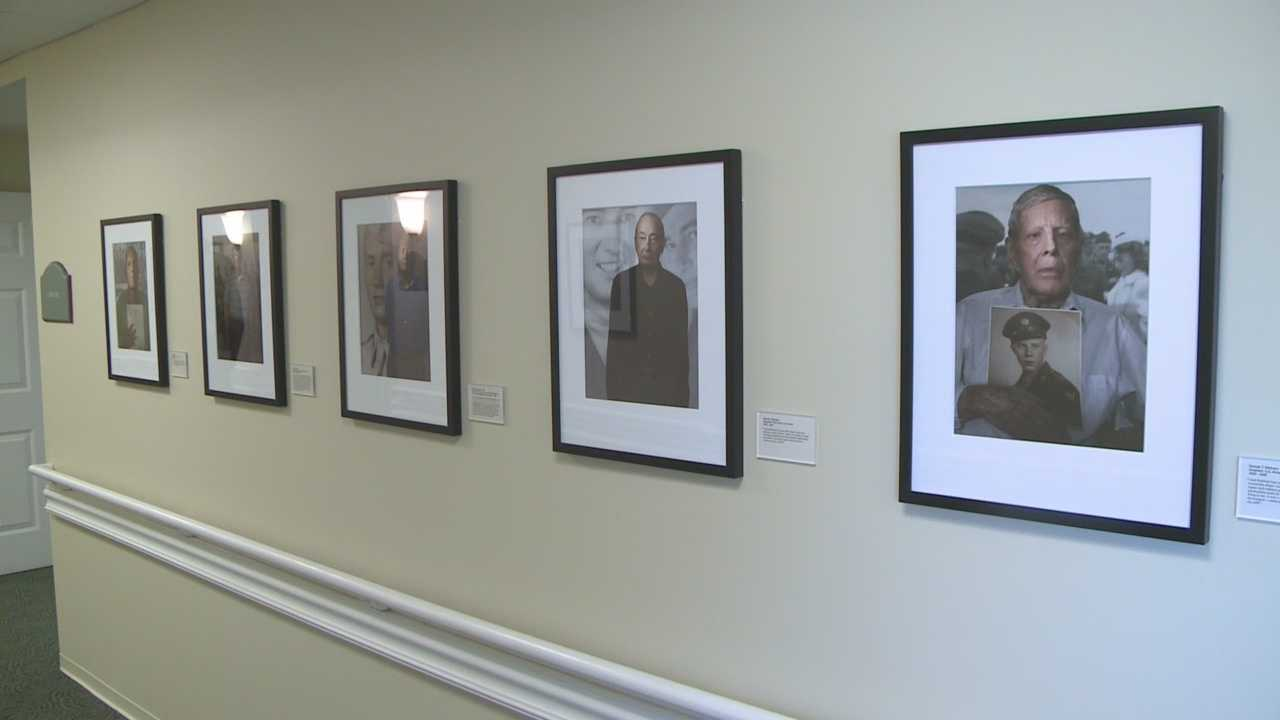 Portraits of local veterans get national attention