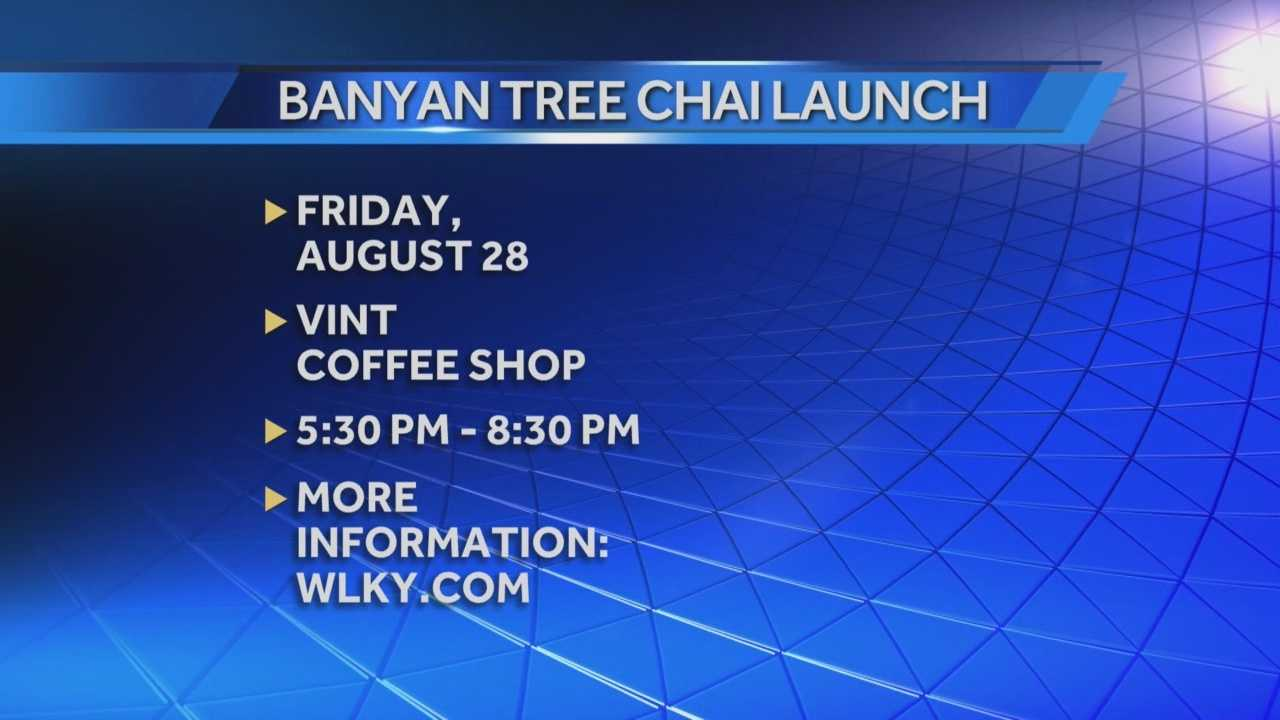 Vint Coffee launching new Banyan Tree Chai during Trolley Hop