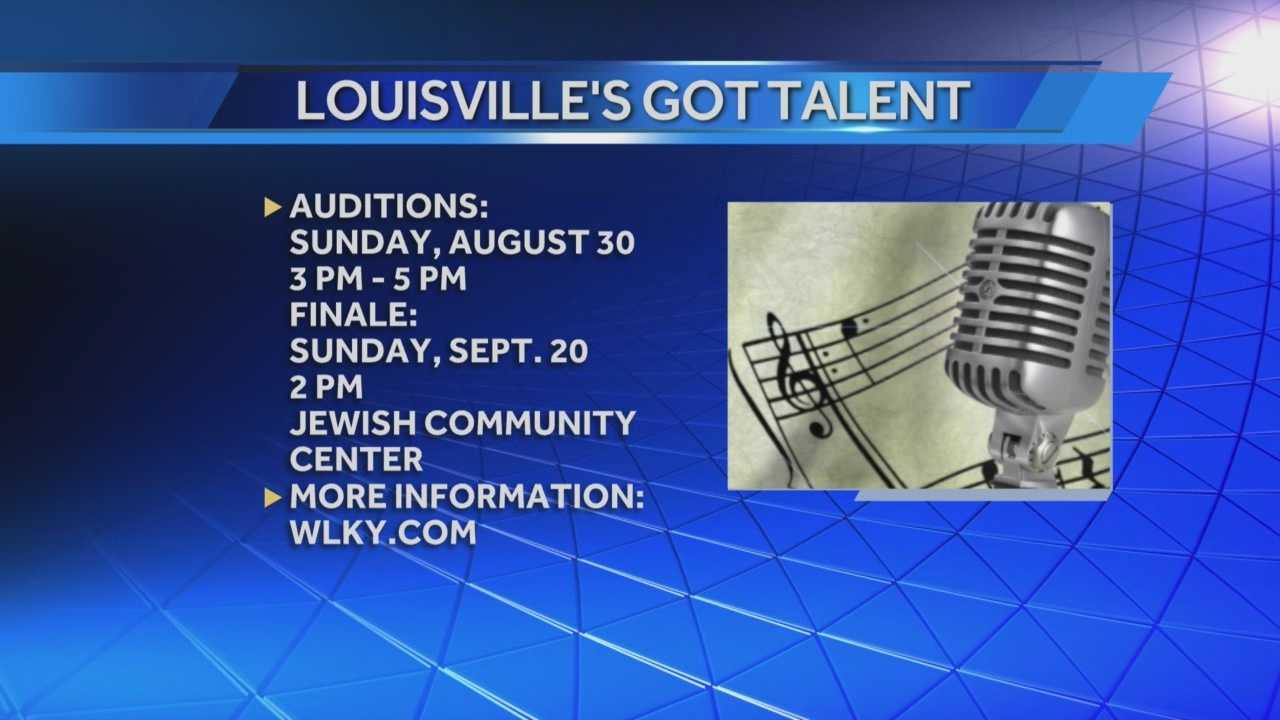 "Jewish Community Center to hold ""Louisville's Got Talent"" competition"