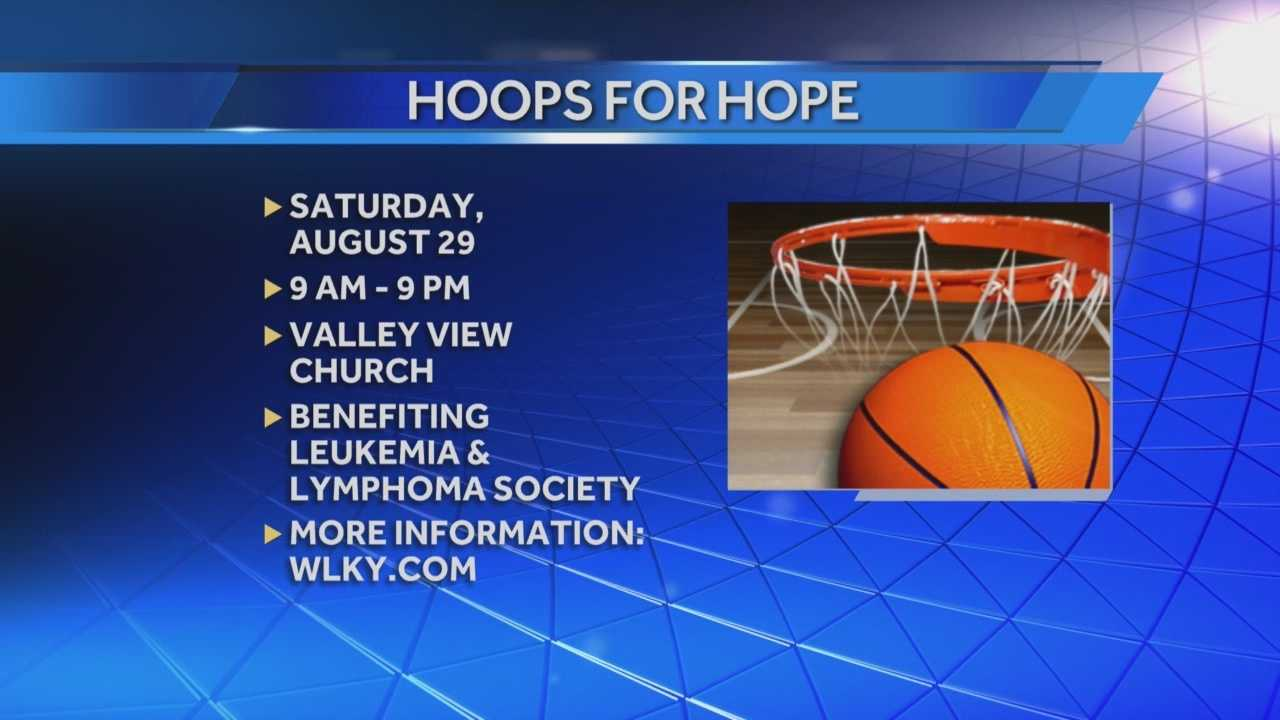 Valley View Church to host Hoops for Hope basketball tournament