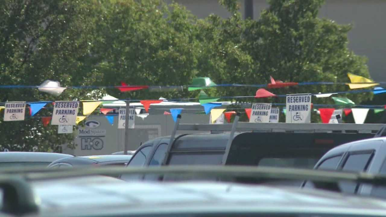 Large crowds at Ky State Fair create traffic tie-ups