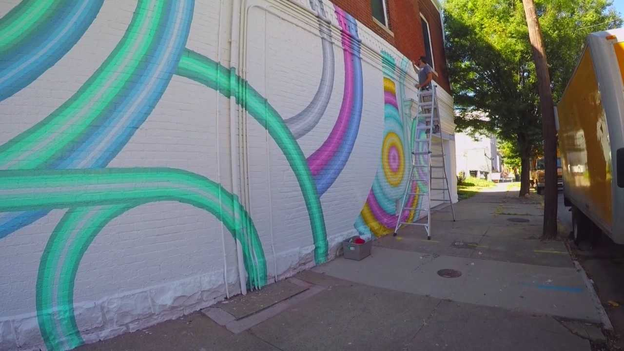 Shelby Park to get mural on historic building