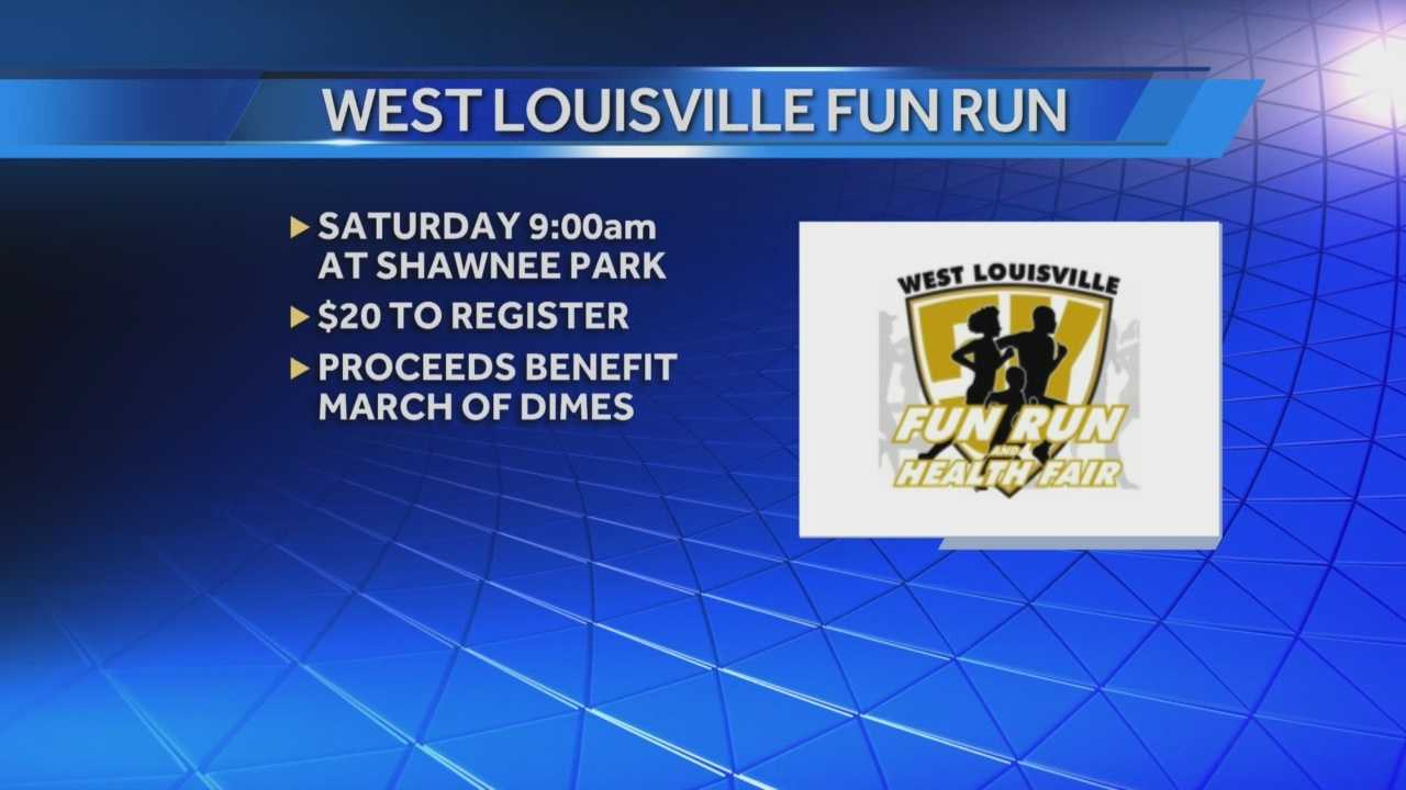 Some businesses and community leaders are taking strides this weekend to bring more attention to health care and community involvement in the West End.