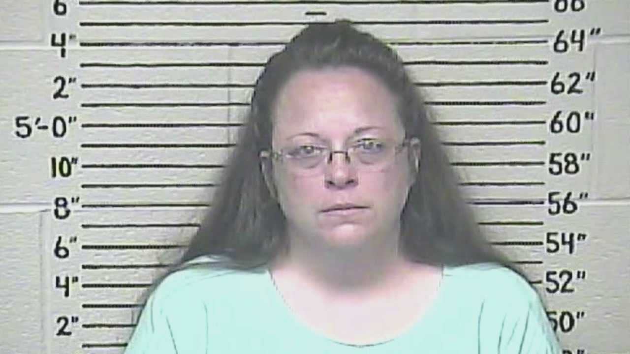 Attorney says jailed Kentucky clerk will appeal contempt order