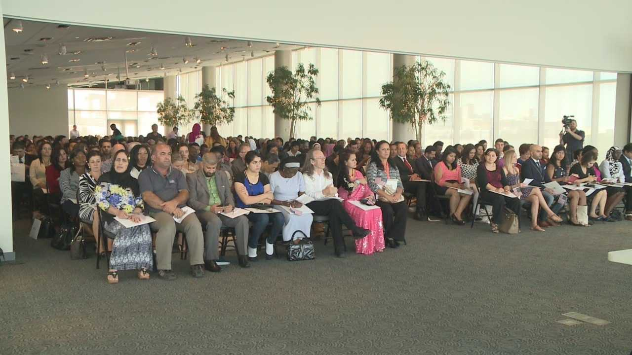 Almost 200 become naturalized citizens in Louisville