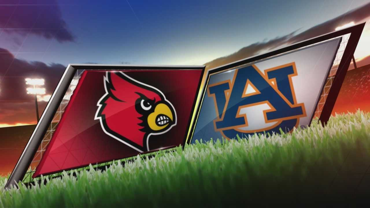 UofL vs. Auburn football preview, fan reactions