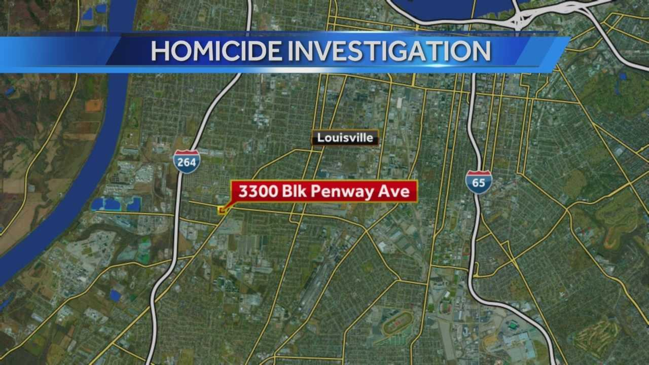 Louisville Metro police are investigating an overnight homicide.