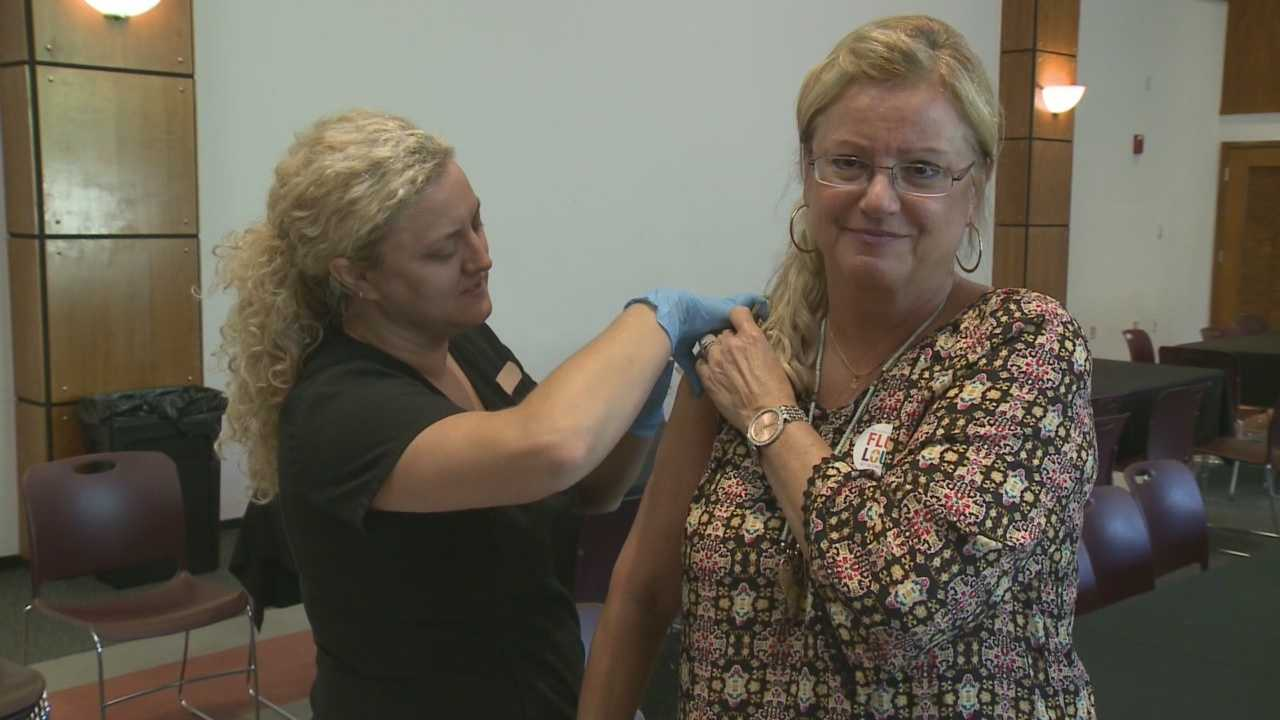Many people are beginning to prepare for flu season.