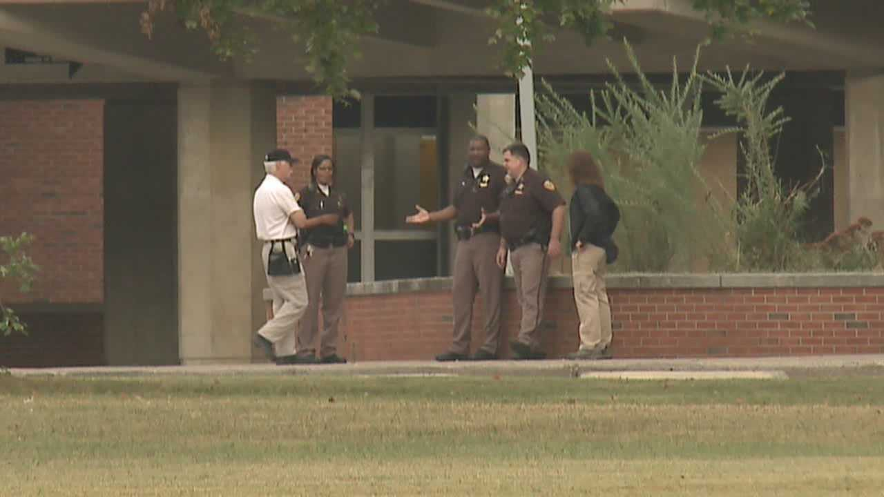 Social media threat puts two schools on heightened security