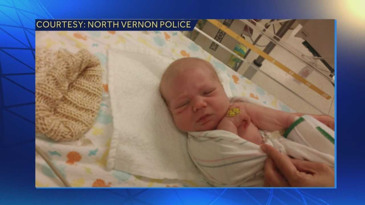 North Vernon police concerned for mother's health after newborn found