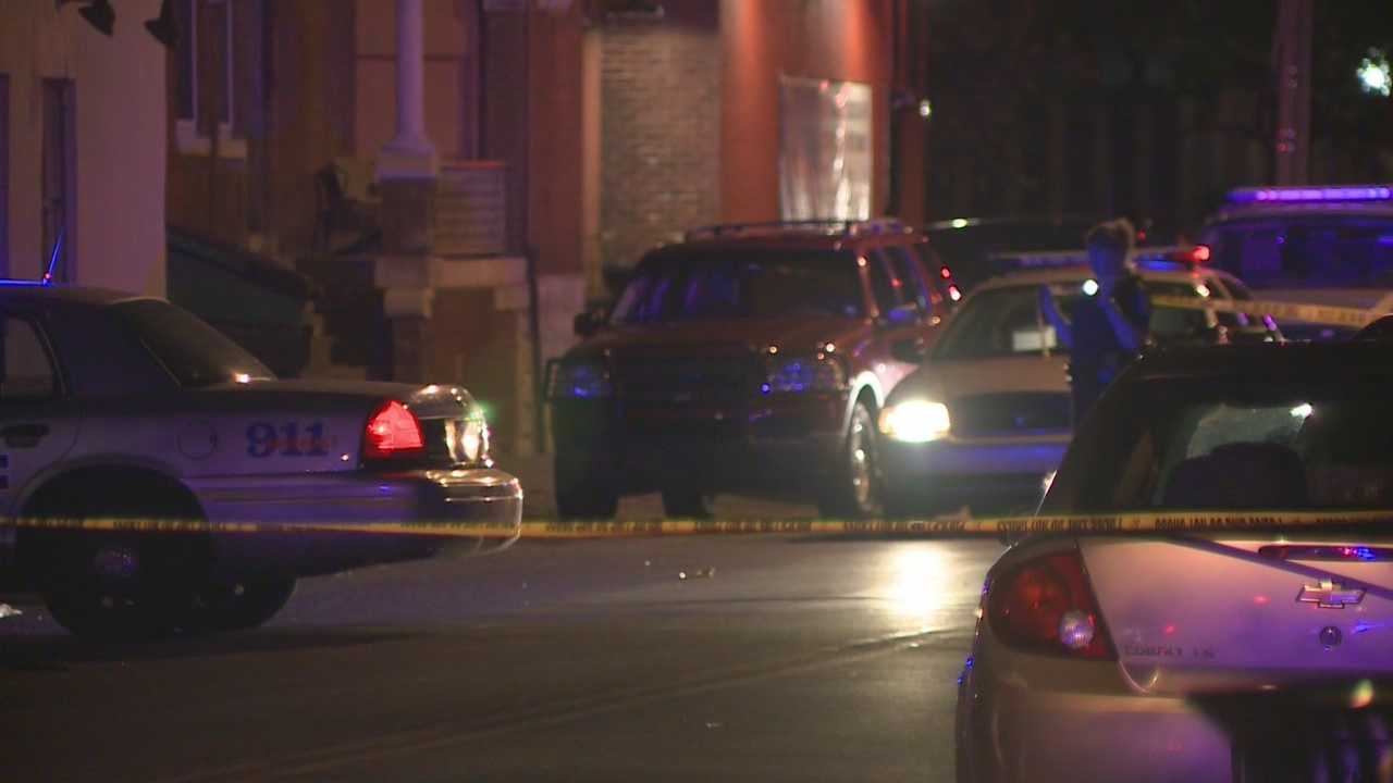 Police continue to investigate after a man was fatally shot in the Old Louisville neighborhood,