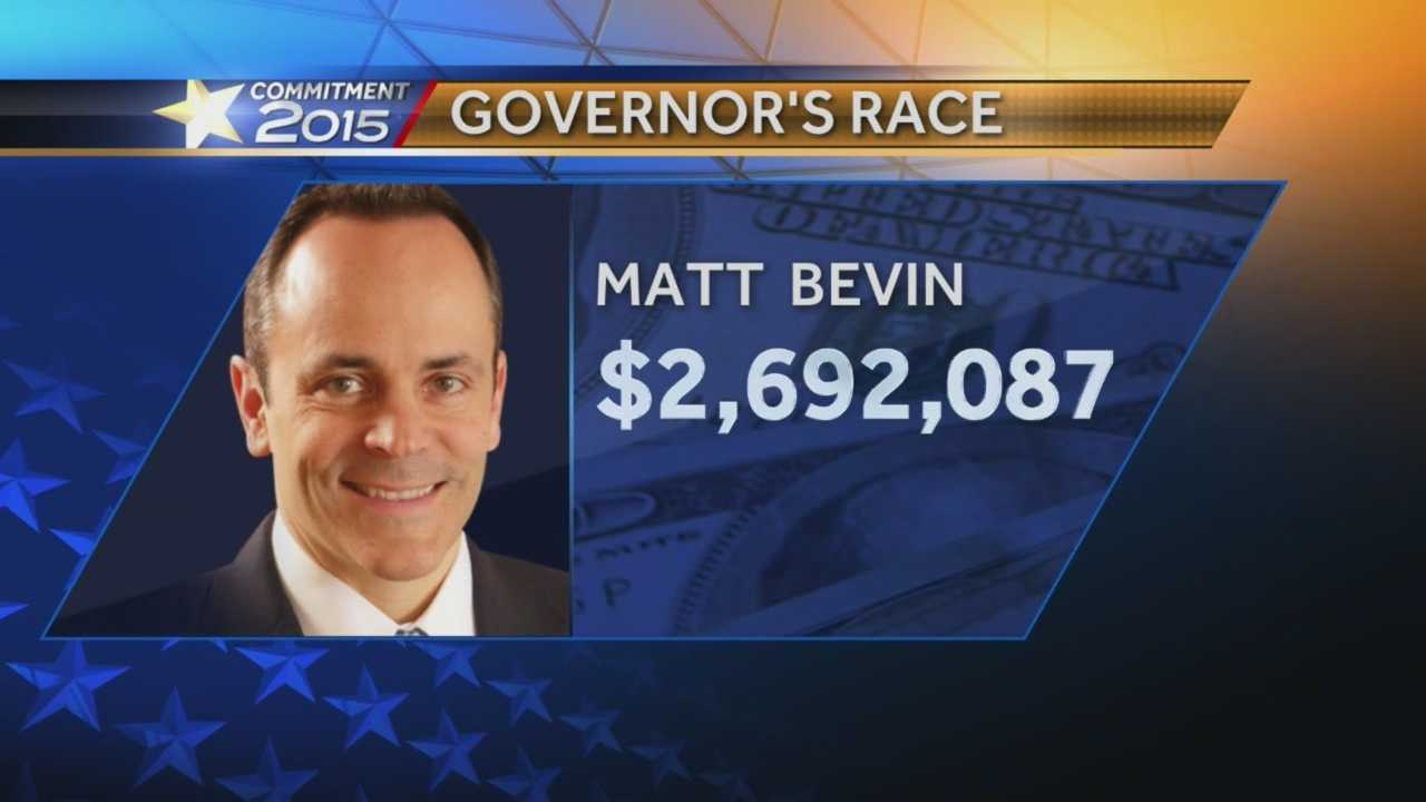TV ads supporting Matt Bevin pulled off air