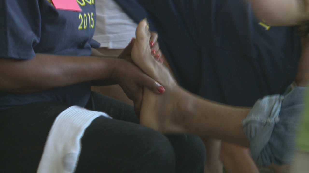 Louisville organizations serve homeless community