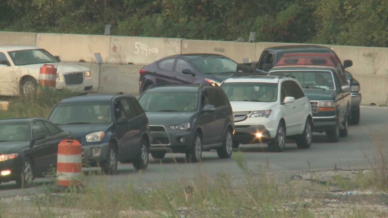 New traffic pattern takes effect for I-65 South in southern Indiana