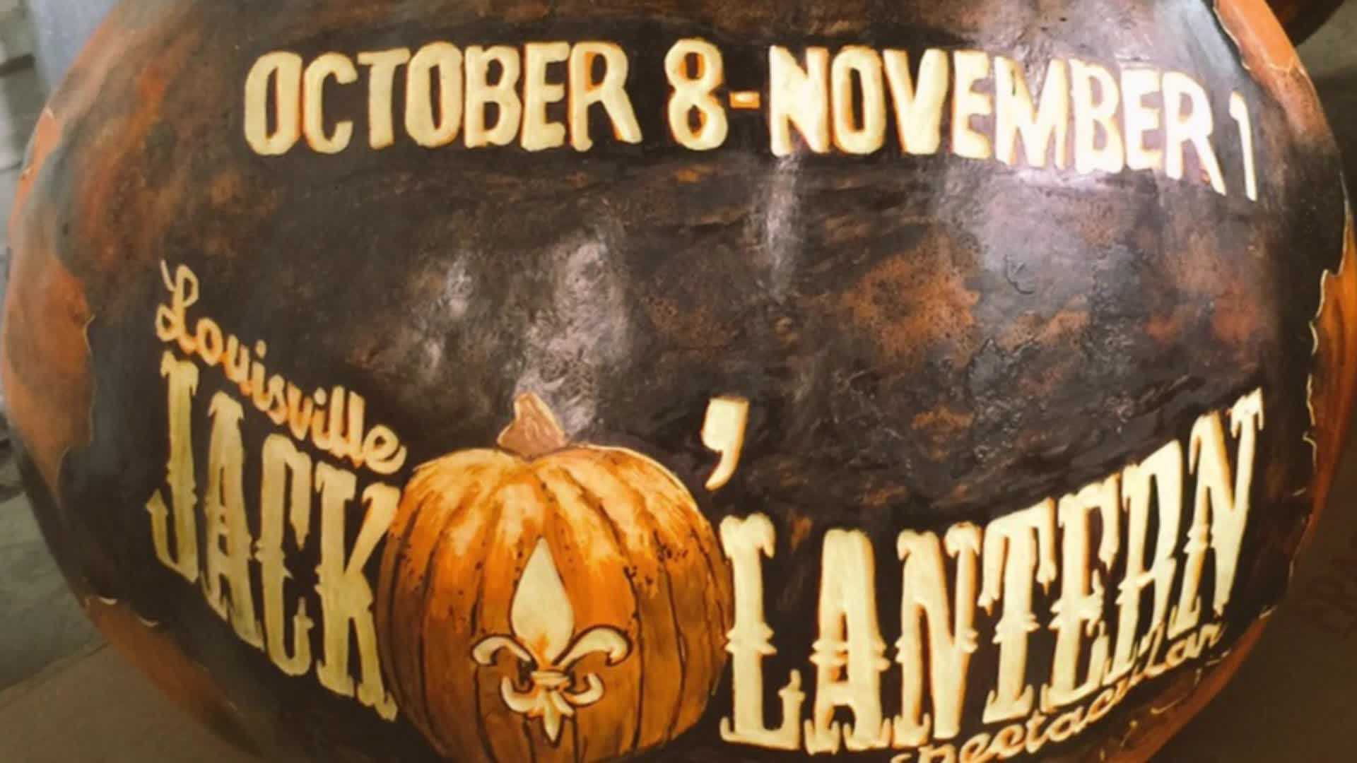 Joe Passafiume takes you behind-the-scene of the 3rd annual Jack-O-Lantern Spectacular