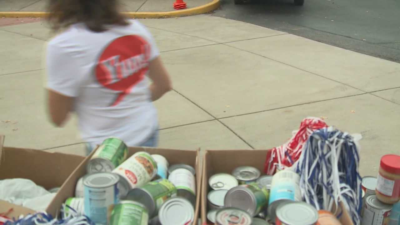 Yum! Brands celebrating 18th anniversary with food drive