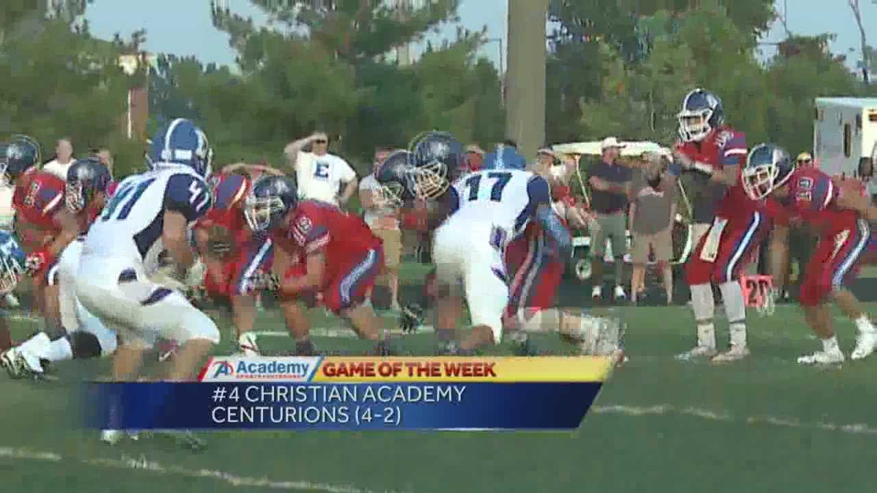 High School Playbook Game of the Week features Class 2A showdown