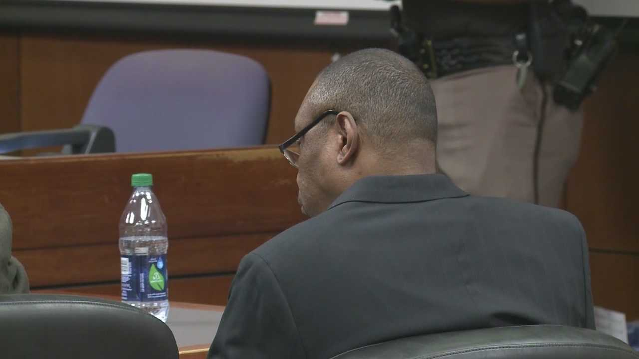 Jury selection is underway in the murder trial for a man charged with killing an infant.