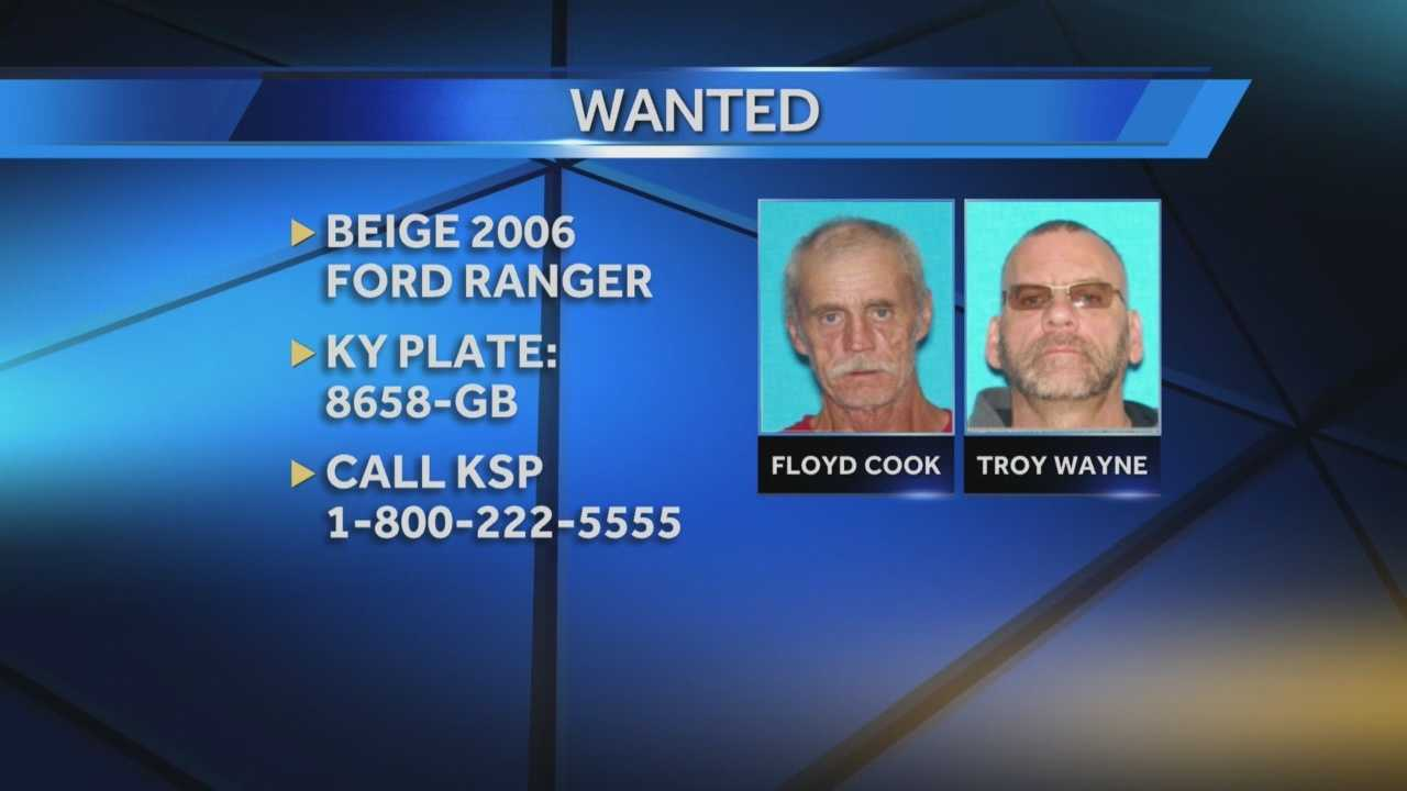 Floyd Cook search