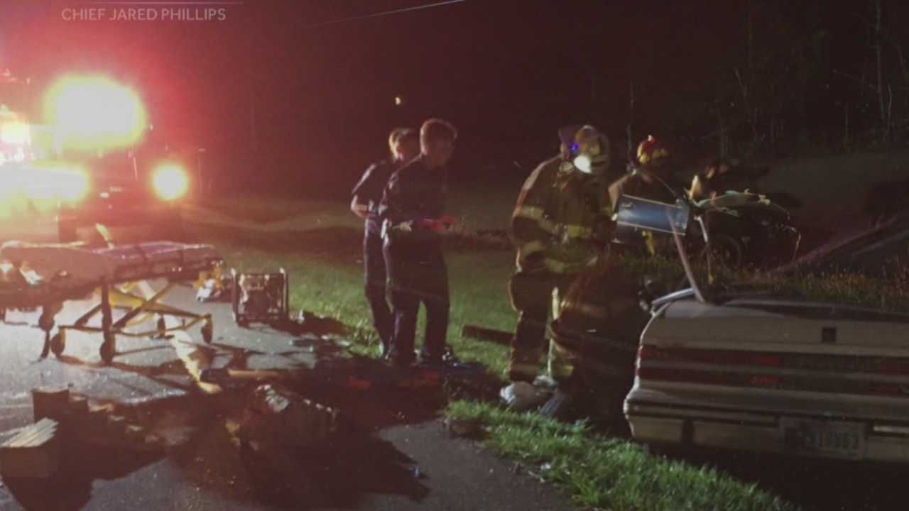 Crash call becomes personal for Monroe Township firefighters