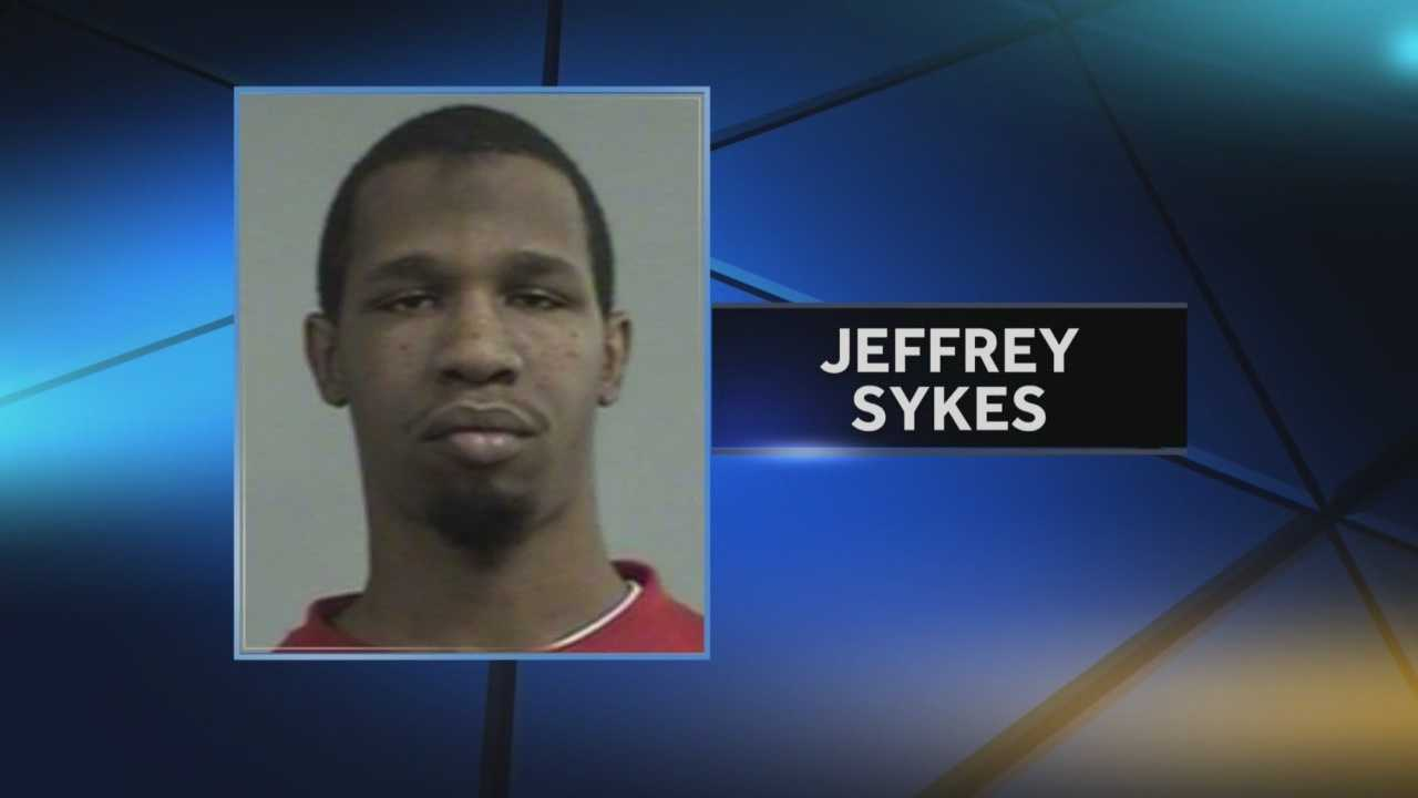 Police arrest robbery suspect after 2-hour search