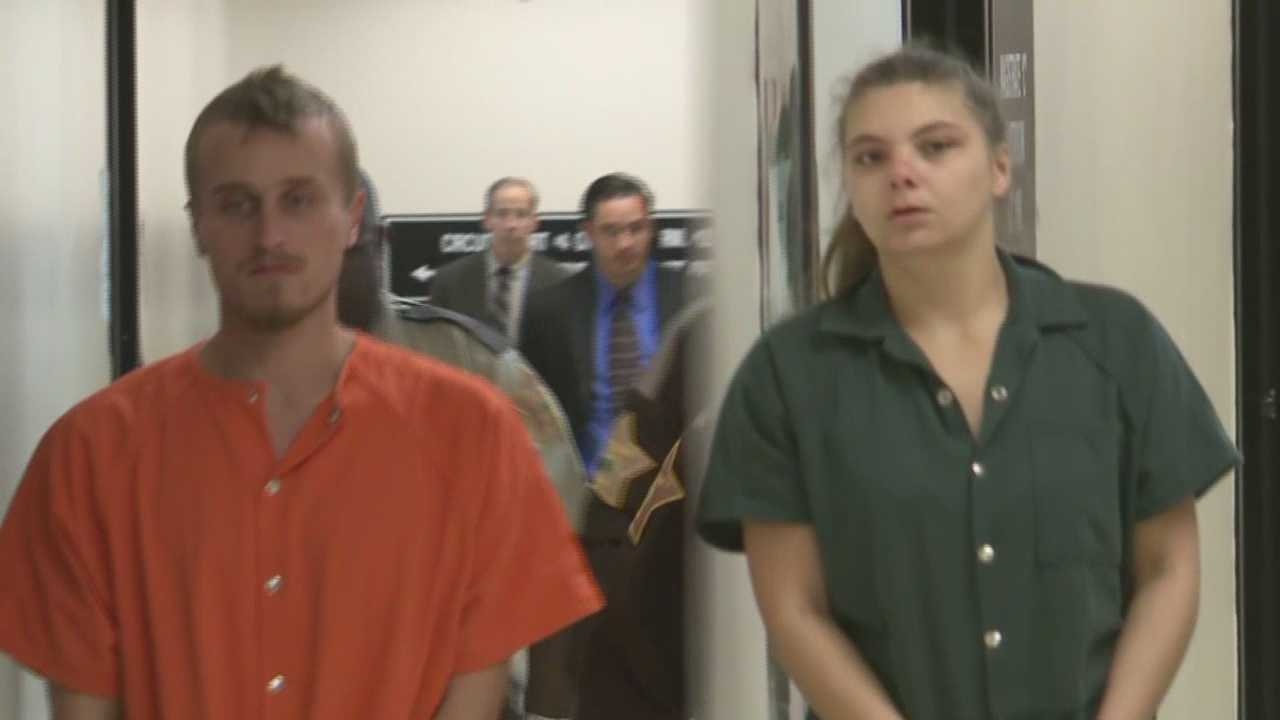 Couple accused in 3-year-old's death held on $100,000 cash bond