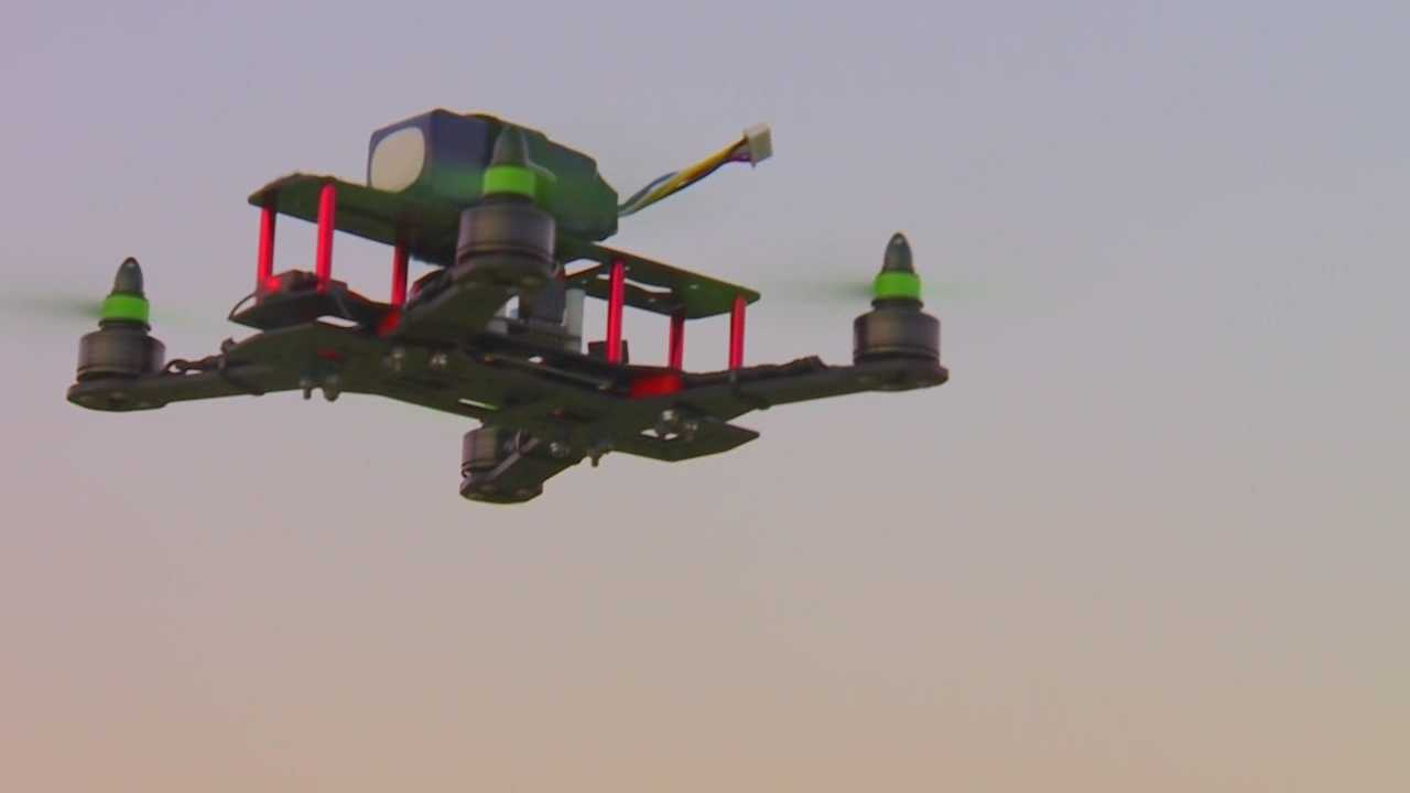 Drones: Hobby or hazard?