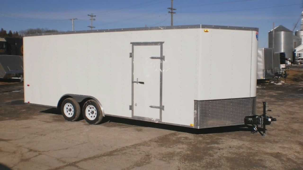 Valley View Church trailer