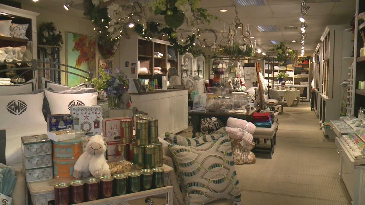 Local small businesses tallying sales after big shopping weekend