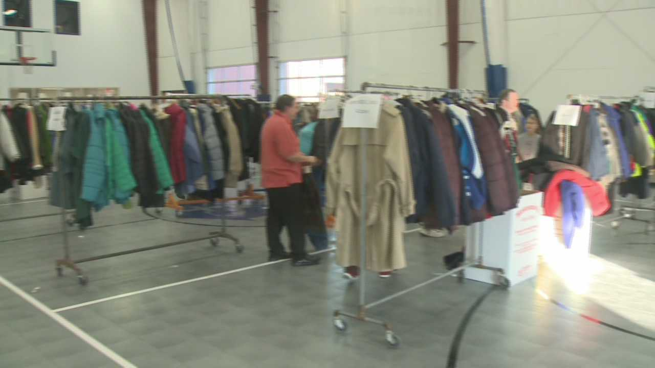Teen continues tradition of collecting coats for those in need