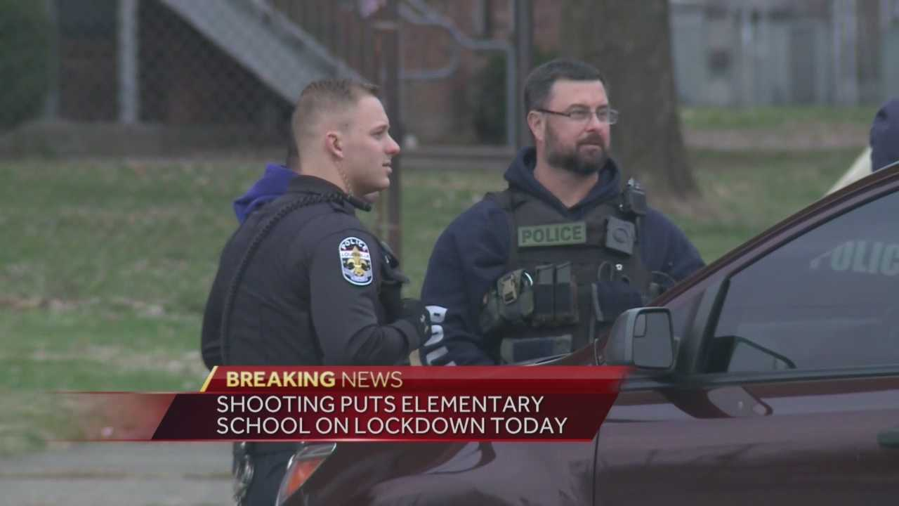 Police investigate shooting of juvenile near Wheatley Elementary School