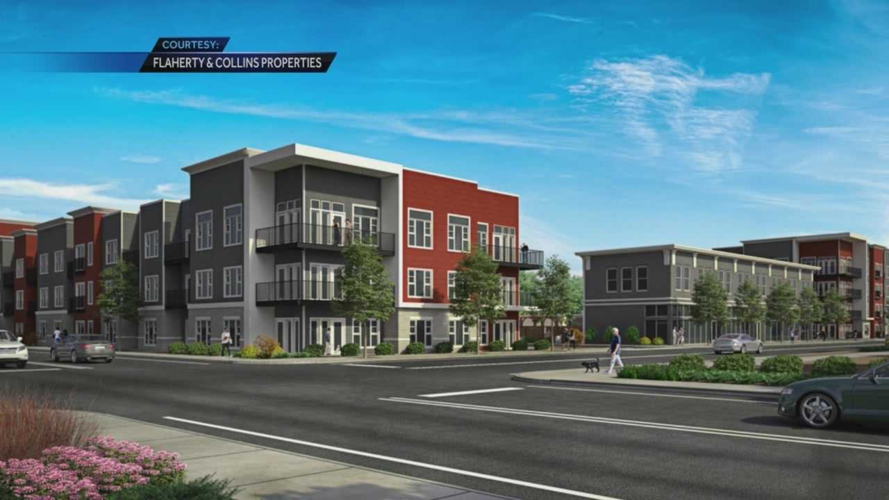 New Albany to break ground on new luxury apartments