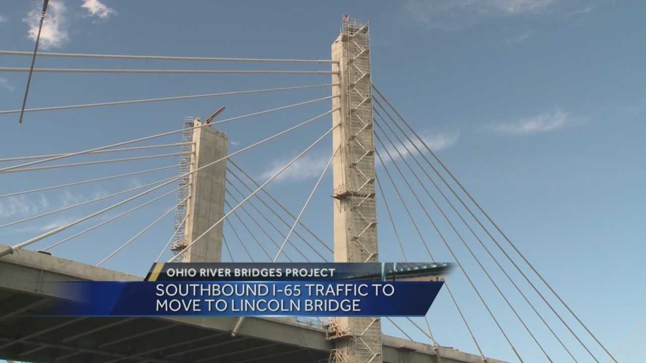 More big changes are coming as part of the Ohio River Bridges Project.