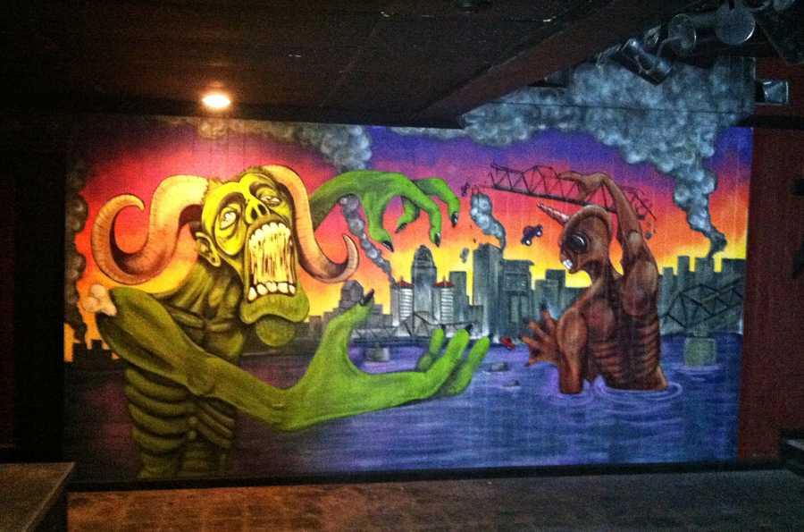 Wilfred E. Sieg III artwork at Kaiju