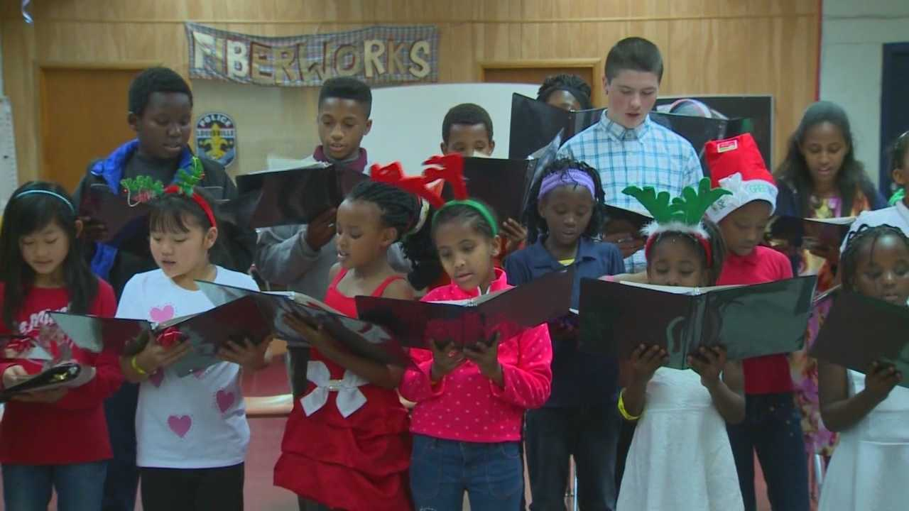 Children connect through music in Fund for the Arts program