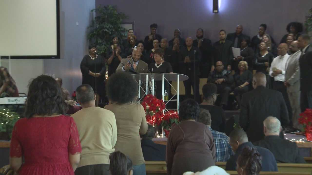 Louisville's African-American community honors two of its leaders