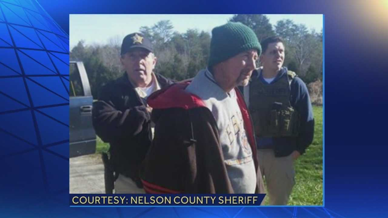 Stephen Halsey, 57, is now behind bars at the Nelson County Jail. He was arrested Tuesday afternoon on a warrant for failing to register as a sex offender but authorities said more charges are pending.