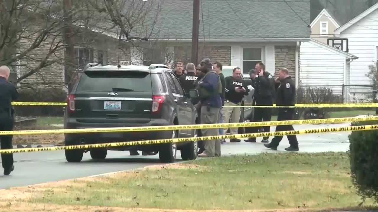 Police identify suspect in Shively officer-involved shooting