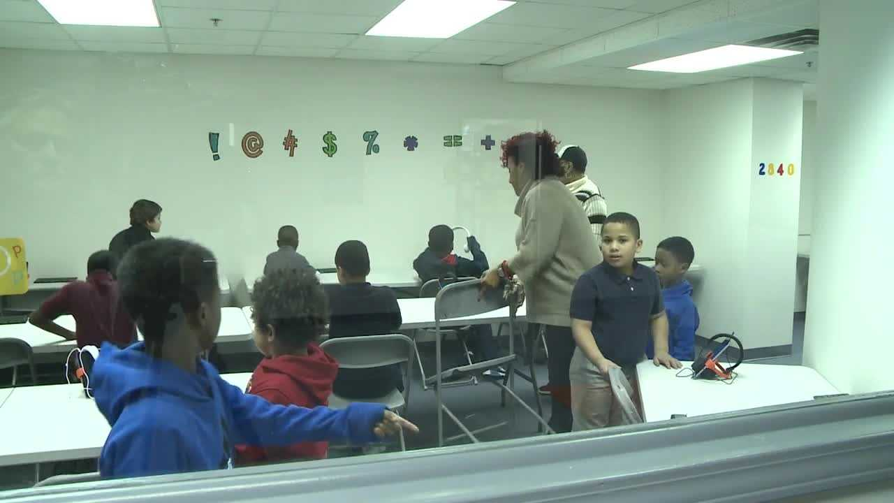 It's an effort to develop Louisville's youngest men into the leaders of tomorrow.