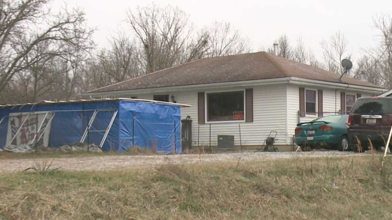 Residents in the 1100 block of Hill Street are keeping their eyes peeled, after a violent home invasion around 6 p.m Saturday