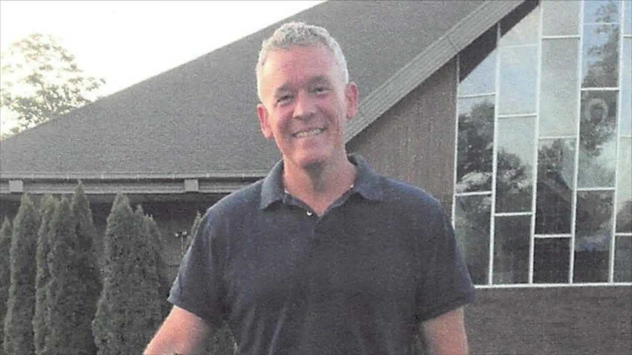 Metro police say human remains found near the Jefferson-Oldham county line belong to missing UPS pilot Mike Kimsey.