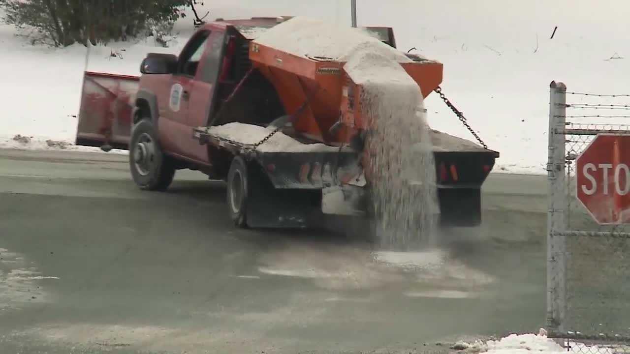 Nelson County stores, road crews in preparation mode for winter storm