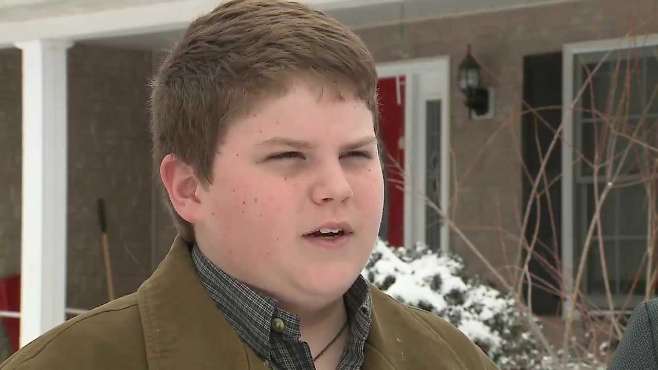 Teen injured in fireworks explosion last year encourages safety