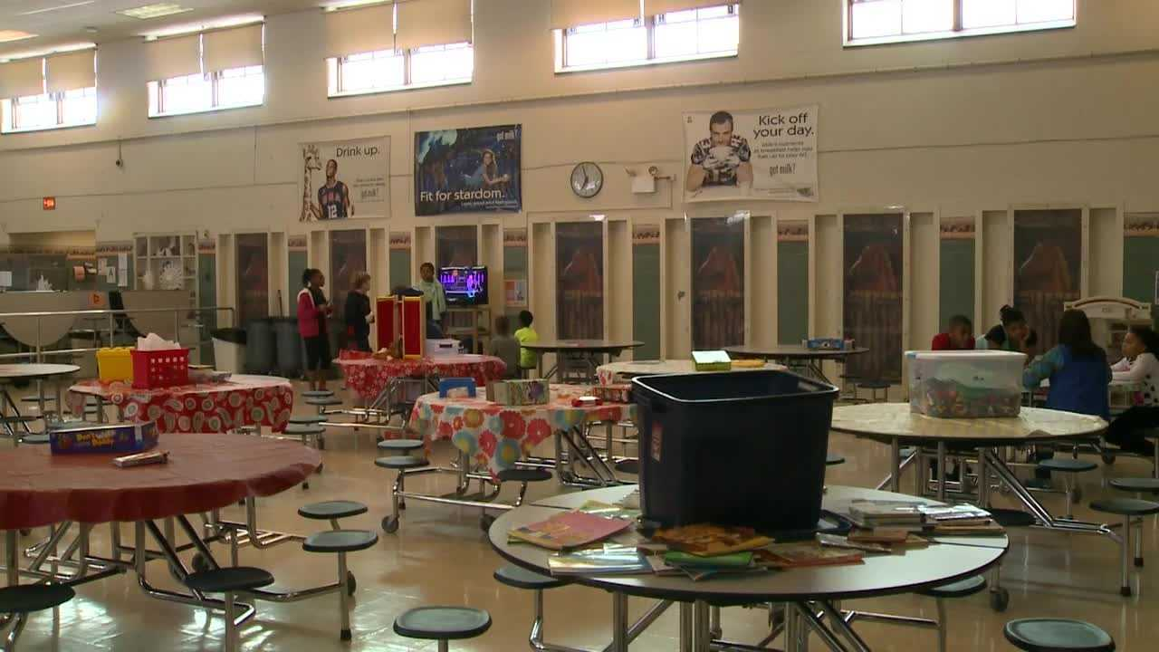 While Jefferson County Public Schools were not open on Friday, many parents still had to head to work.